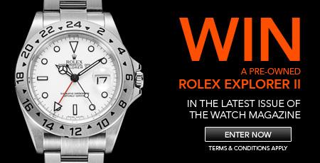 Issue 11 Rolex