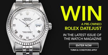 Issue 12 Rolex