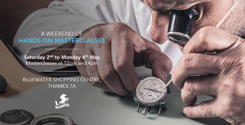 Bluewater Masterclasses