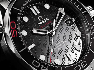 Omega James Bond Edition Watch