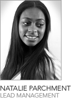 Natalie Parchment - Lead Management