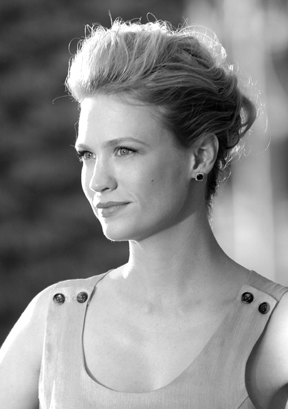 Born in 1978 and raised in a sleepy town in South Dakota, January Jones ...