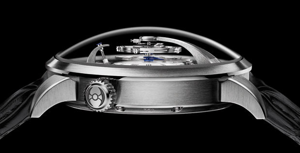 A First Look at the New MB&F Legacy Machine No.1