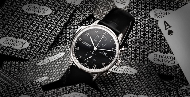 A special edition IWC that they only made one of