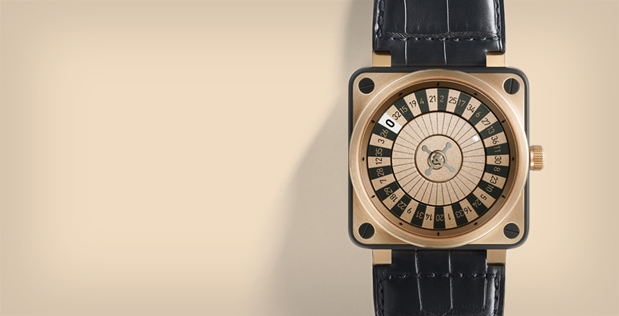 Bell & Ross are in a Spin for Only Watch 2011