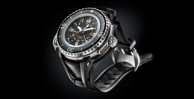 Blancpain Revisits the Fifty Fathoms