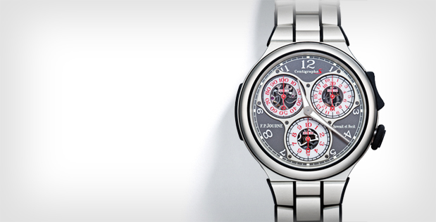 F.P. Journe's All-Aluminium Centigraphe Sport