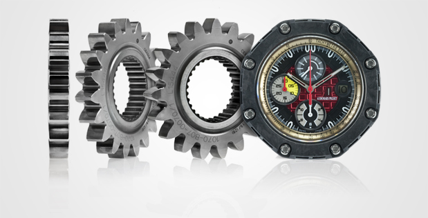 High-Tech Materials in F1 and Watchmaking