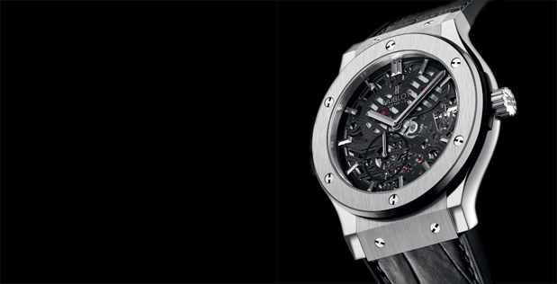 Hublot Classic Fusion Extra-Thin Skeleton