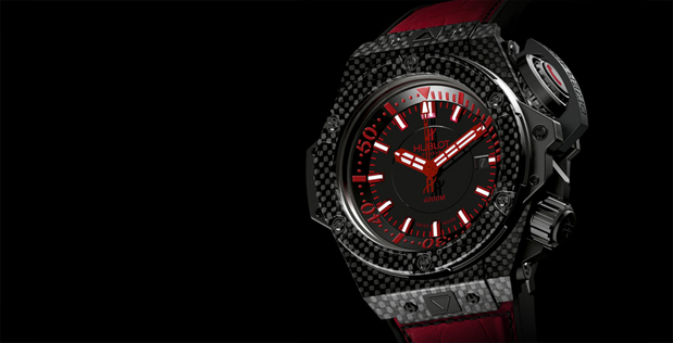 Hublot Oceanographic 4000 Diver for Only Watch 2011