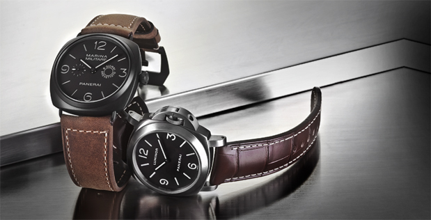 Officine Panerai's Lightweight Alternatives to Steel