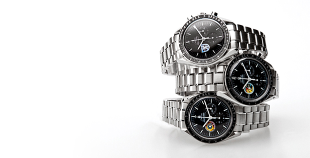 The 40th Anniversary Omega Speedmaster Missions Collection