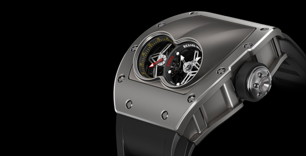 The Richard Mille RM 053 Pablo Mac Donough