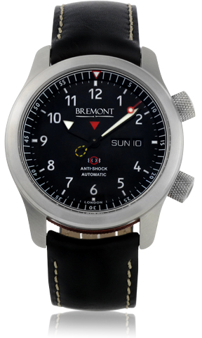 liking to Bremont watches